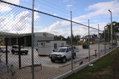 Security fencing - Gympie - CI-S12