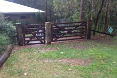 Hw gate 100 mm x 25 mm- LA-W84
