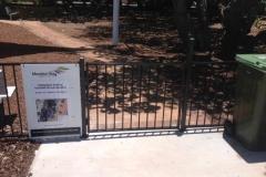 Council gate - CI-S33