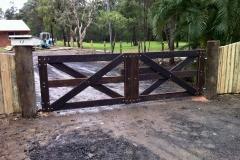Hardwood Gates - GH01