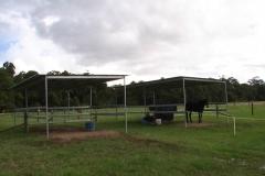 Horse shelters - LA-S03