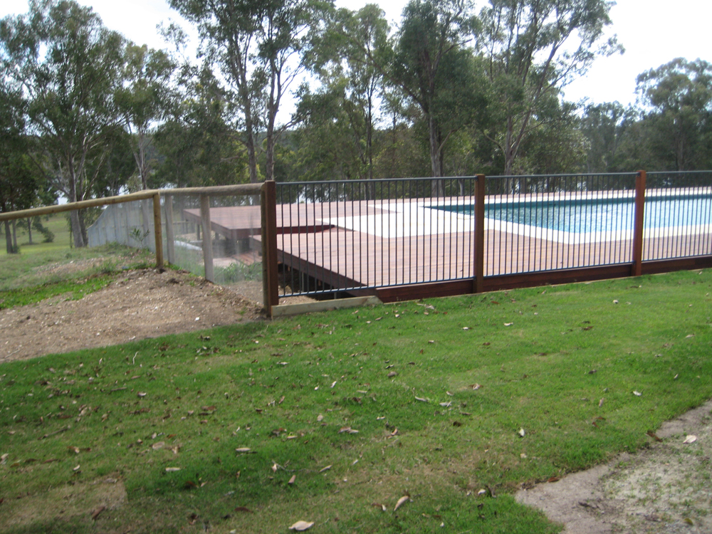 Residential Domestic Fencing Projects Focus Fencing