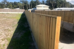 Commercial Paling Fence