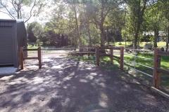 2 bar farm gate - LA-S09