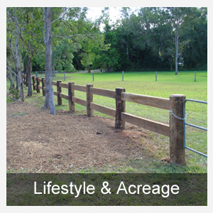 Lifestyle & Acreage Fencing